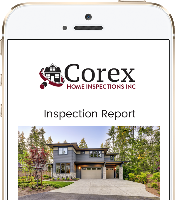 crl iphone inspection report