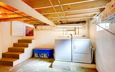 8 Ways to Update Your Basement